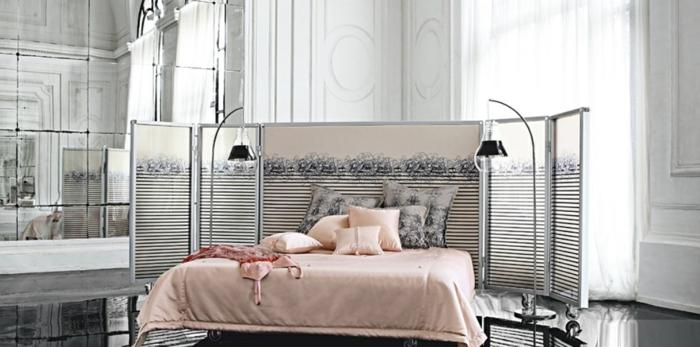 Galandage-salle-de-séjour-vaste-moderne-belle-maison-lit-rose-ligne-cool