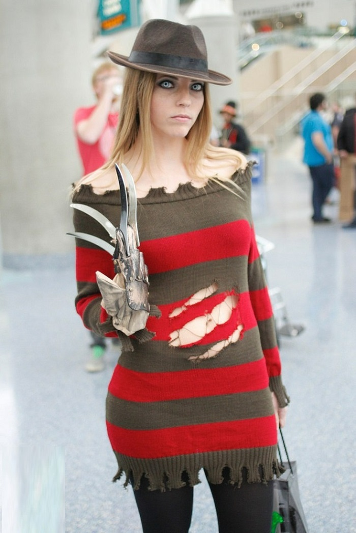 Idée-originale-déguisement-Halloween-meilleur-coutume-blouson