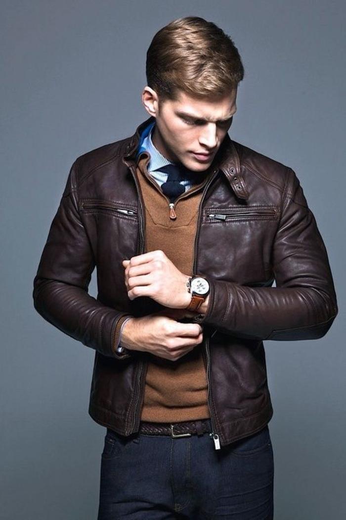 Jeans-et-veste-en-cuir-mode-automne-hiver-2015-inspiration-mode