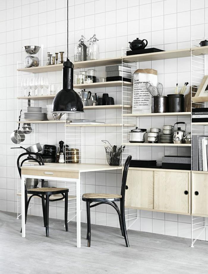 La-table-pliante-cuisine-table-pliante-pour-cuisine-blanc-et-noir-style-industriel