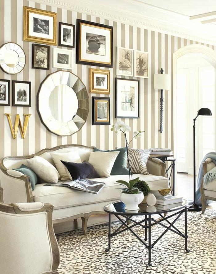 Salle-de-séjour-papier-peint-design-contemporain-baroque