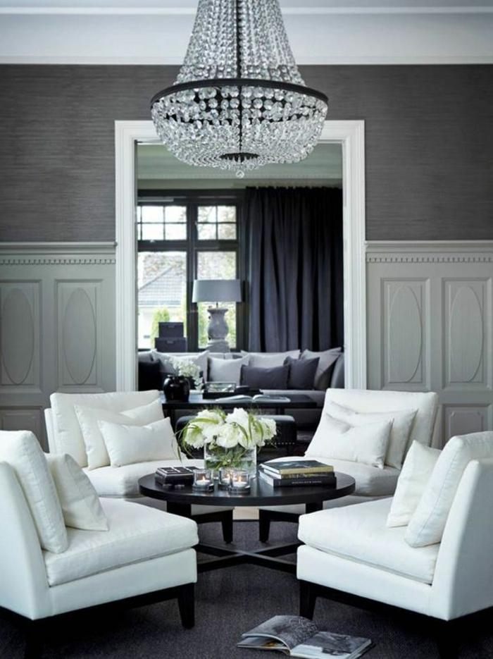 Salle-de-séjour-papier-peint-design-contemporain-luxeuse