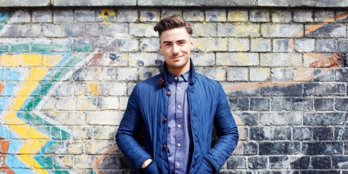 Trends-l-homme-élégant-styles-vestimentaires-homme-photo-mur-graffiti