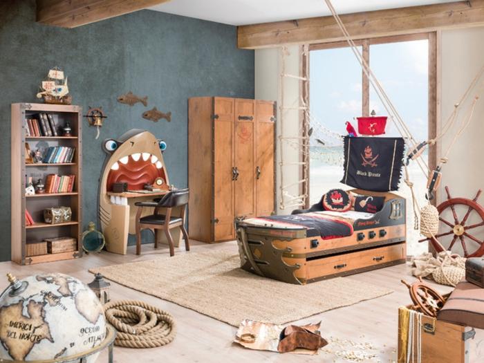 Le coffre à jouets - idées décoration chambre enfant ...