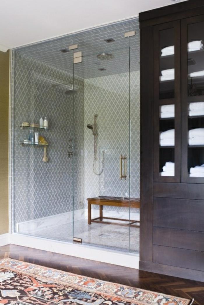 Comment am nager une petite salle de bain for Amenagement de salle de bain