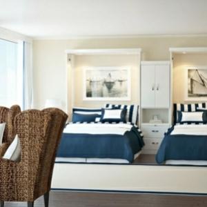 Le lit abattant - belles solutions pour sauver d'espace!