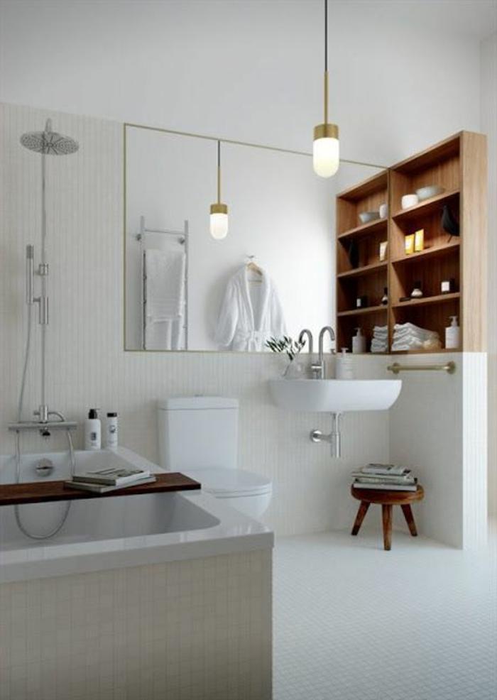amenager-petite-salle-de-bain-interieur-blanc-sol-et-murs-blancs-pour-avoir-la-plus-belle-salle-de-bain-blanche