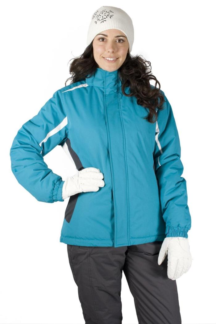 anorak-ski-femme-bleu-avec-pantalon-de-ski-femme-gris-pour-avoir-chaud-et-etre-a-la-mode