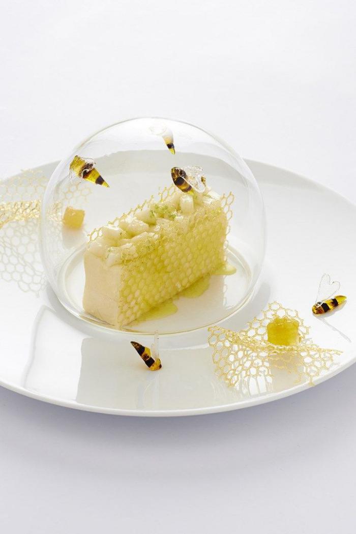 assiette-gastronomique-sculptures-gastronomiques-intéressantes
