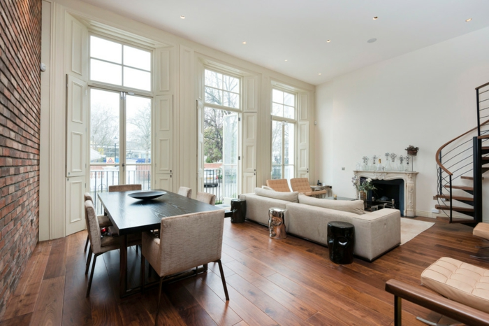 baie-vitrée-fixe-ou-porte-fenetre-maison-contemporaine-beau-français-salon