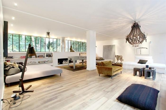 baie-vitrée-fixe-ou-porte-fenetre-maison-contemporaine-grande-fenetre-français-à-quoi-cela-ressamble