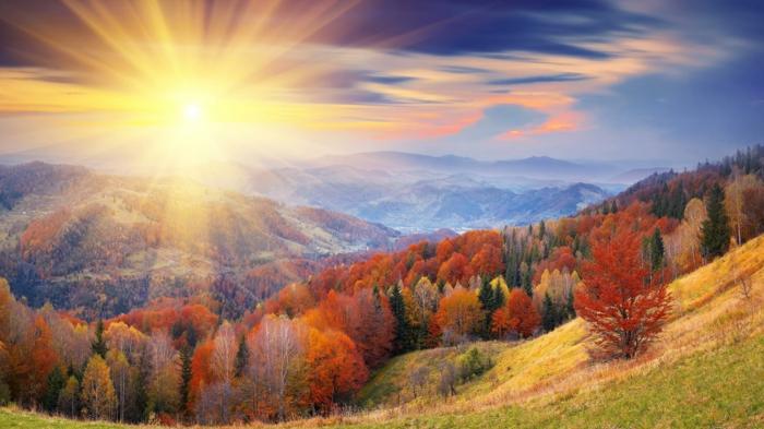 barre-image-d-automne-paysage-landscape-tableau-soleil-montagnes