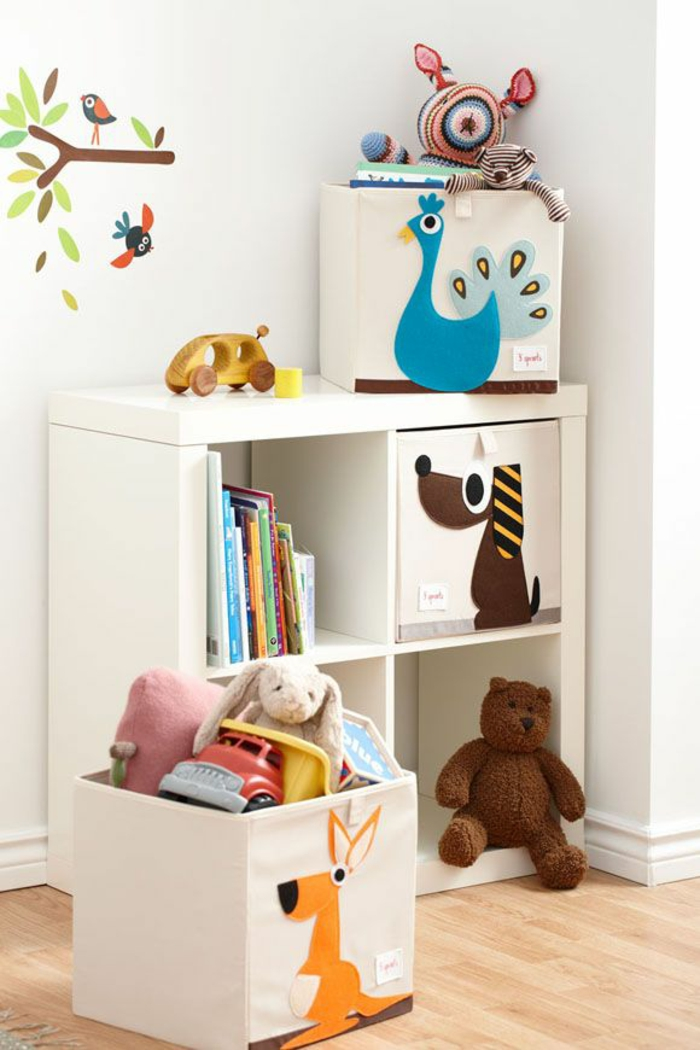le coffre jouets id es d coration chambre enfant. Black Bedroom Furniture Sets. Home Design Ideas