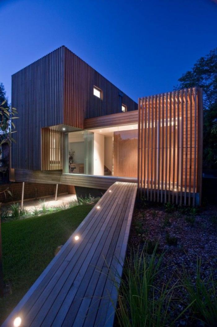 Les syst mes brise soleil en 49 photos for Amazing house designs australia