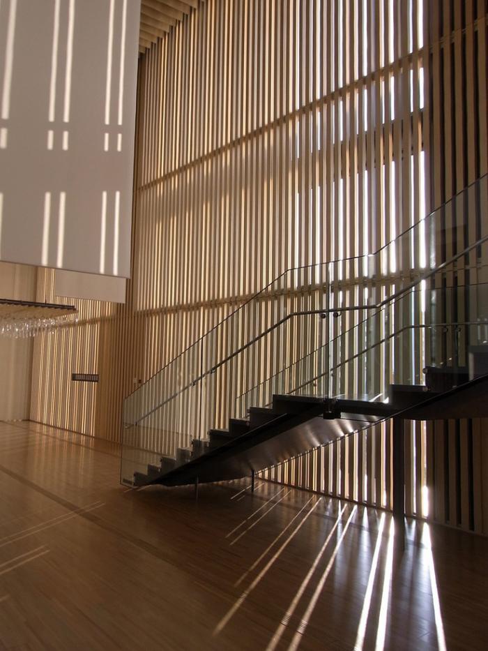 brise-soleil-protection-solaire-en-bois-et-escalier-moderne