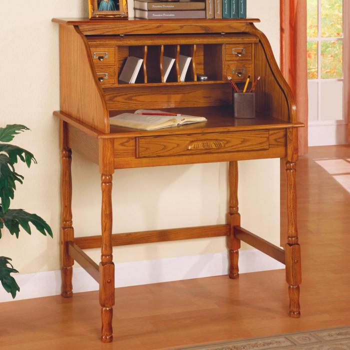 bureau-secrétaire-bureau-coquet-petite-table-à-écrire