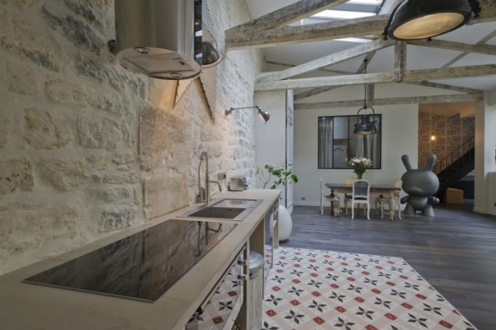 carreaux-de-ciment-loft-atypique-impressionnant