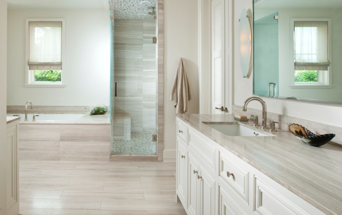 carrelage-de-salle-de-bain-carrelage-idée-inspiration-beige-cool