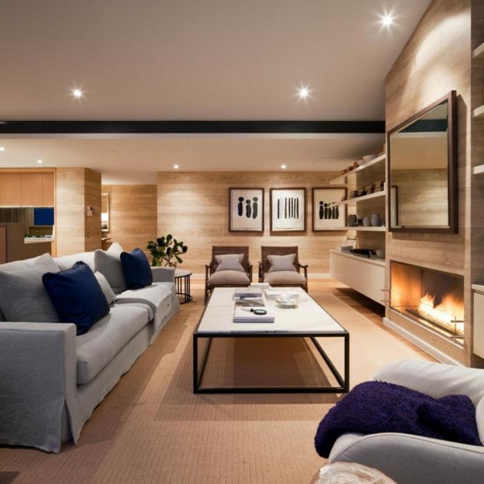 carrelage-imitation-bois-panneau-décoratif-en-bois-belle-idée-sofa-confortable