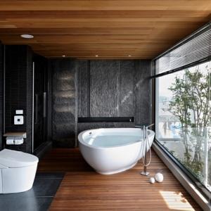 Le carrelage salle de bain - quelles sont les meilleures idées?