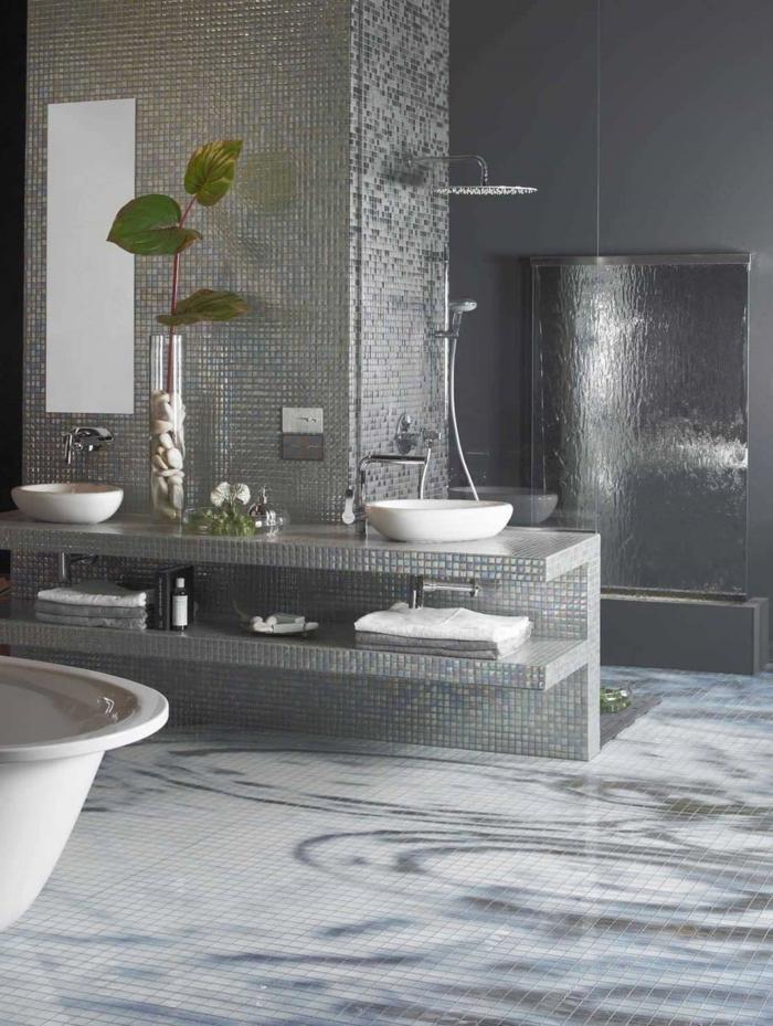 carrelages-salle-de-bain-belle-douche-baignoire-menage-les-meubles-salle-de-bain-mosaique-sol