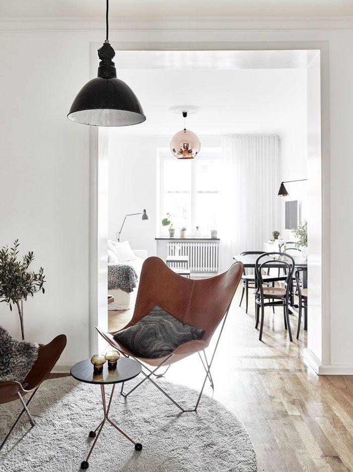 la chaise scandinave tendances adopter. Black Bedroom Furniture Sets. Home Design Ideas