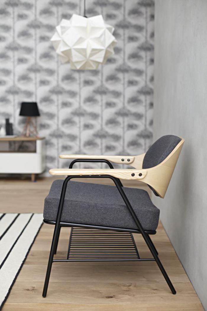 chaise-scandinave-fauteuils-design-scandinave-plafonnier-lampe-origami