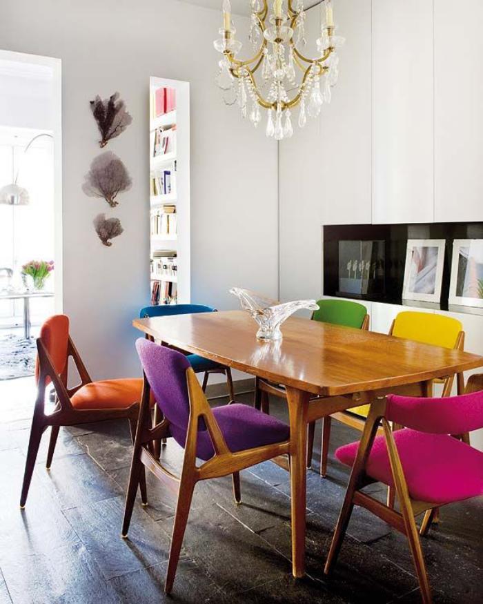 chaise-scandinave-meubles-colorés-meubles-design-scandinave