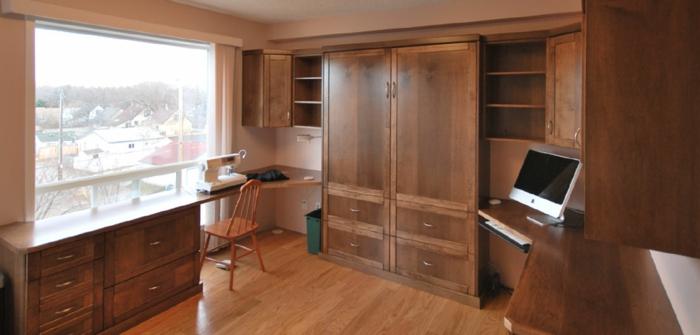 chambre-à-coucher-lit-griffon-pièce-design-intérieur-bois-tout