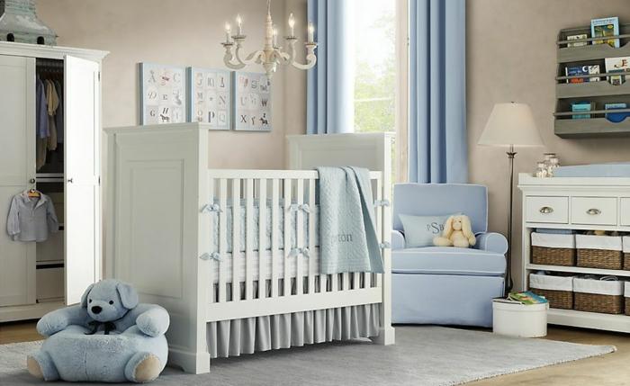chambre-bébé-mixte-design-intérieur-aménagement-chambre-bleu