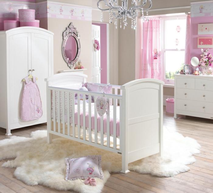 chambre-bébé-mixte-design-intérieur-aménagement-chambre-rose