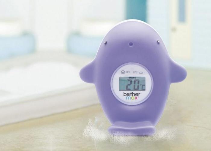 chambre-bébé-thermometre-electronique-poisson-violet-sympa