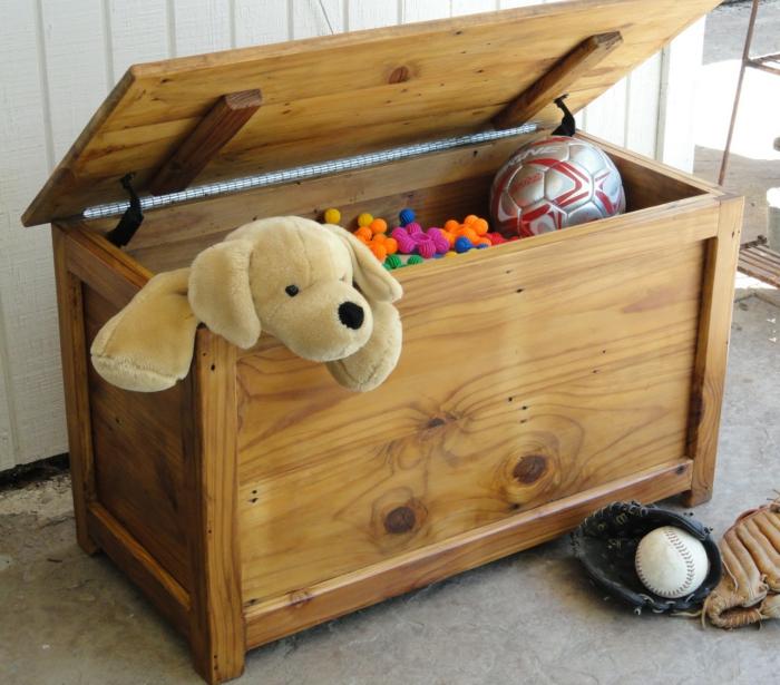 le coffre jouets id es d coration chambre enfant. Black Bedroom Furniture Sets. Home Design Ideas
