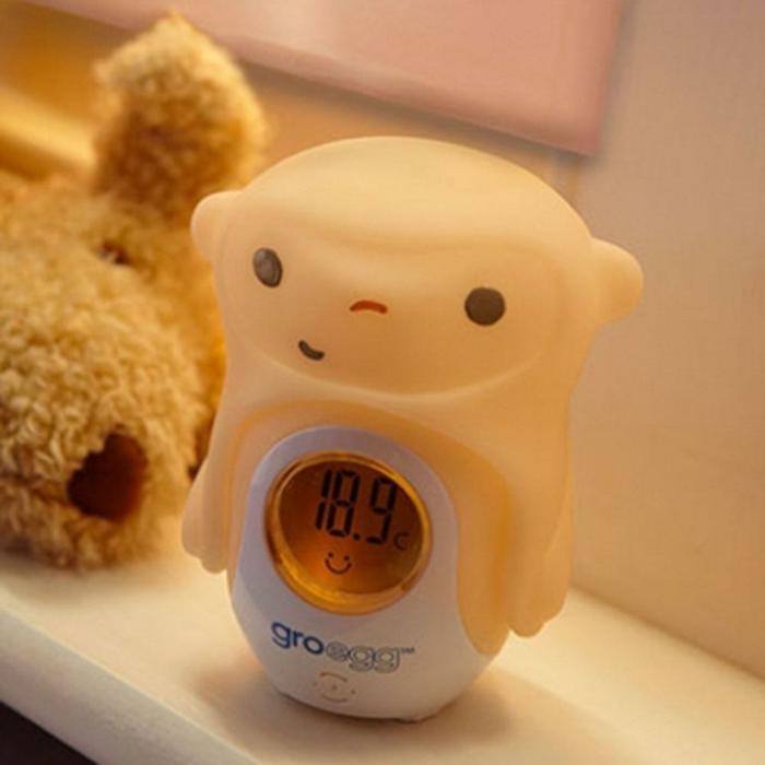 Le thermom tre chambre b b en 40 id es - Thermometre hygrometre chambre bebe ...