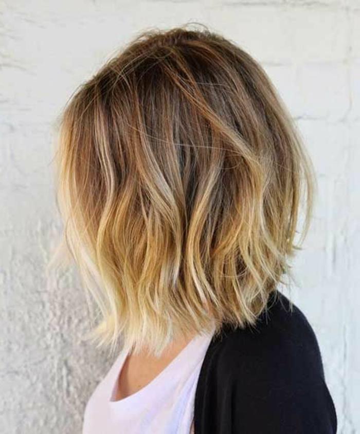 La meilleure coupe de cheveux femme en 45 id es - Coupe de cheveux fille mi long ...
