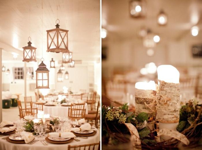 déco-mariage-originale-photophore-idée-déco-table-belle