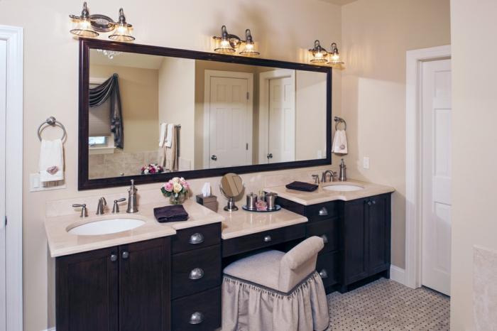 des-meuble-salle-de-bain-double-vasque-gris-idées-originales-coiffuse-maquillage-meuble