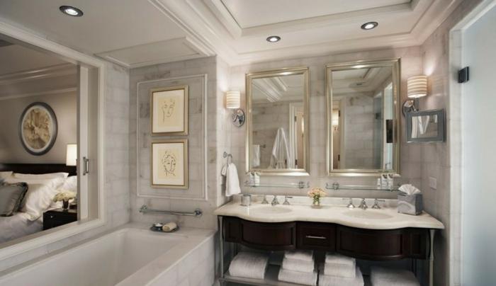 des-meuble-salle-de-bain-double-vasque-gris-idées-originales-la-baignoire