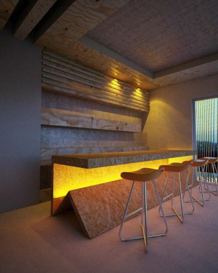 eclairage-indirect-salon-avec-bar-un-joli-saon-moderne-avec-bar-et-chaises-de-bar-eclairage-indirect-salon