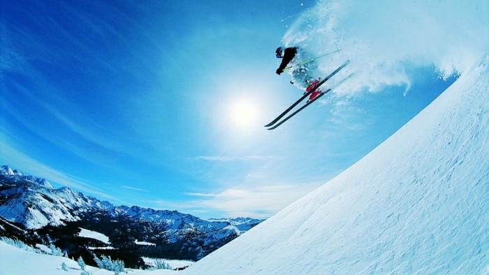 enneigement-stations-alpes-à-qoui-cela-ressamble-cime-jet-avec-ski
