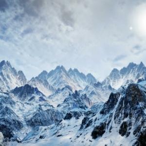 Enneigement Alpes - voyez les meilleures photos!