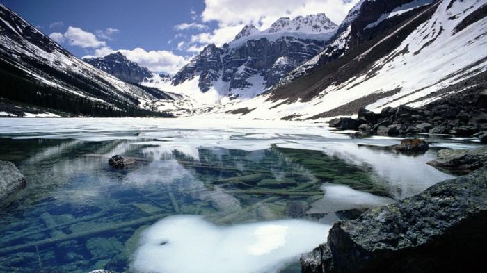 enneigement-stations-alpes-à-qoui-cela-ressamble-une-image-lac-frozen