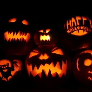 La citrouille Halloween - faire la meilleure décoration!