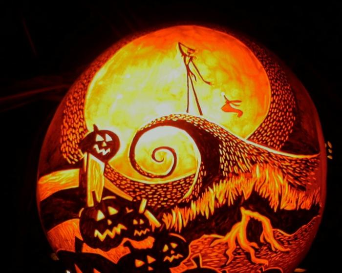 faire-une-citrouille-d-halloween-la-fête-de-Toussaint-horreur-histoire