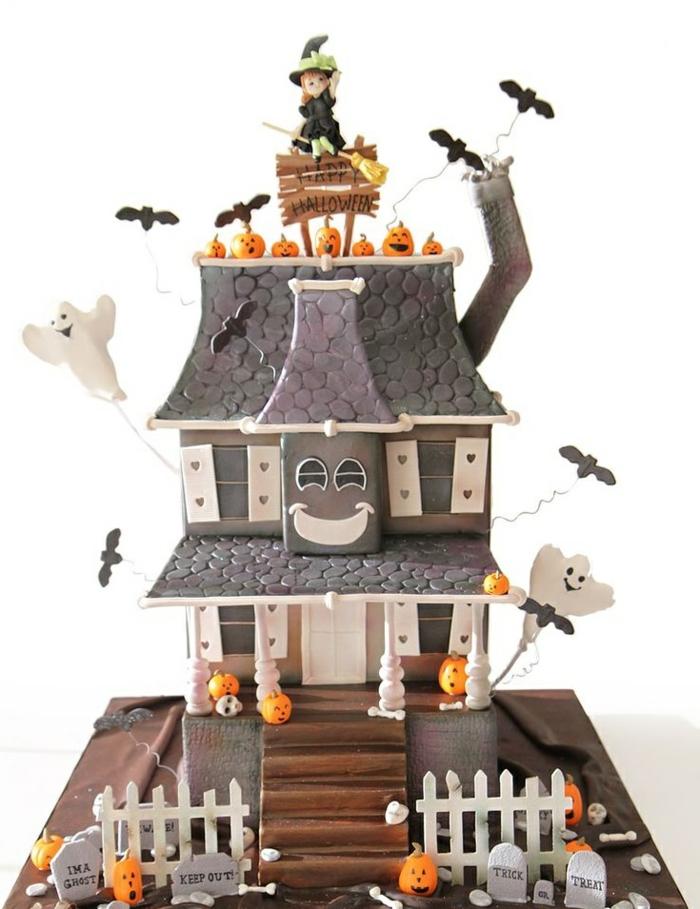 gâteau-Halloween-la-meilleure-maison-halloween-gateau-halloween