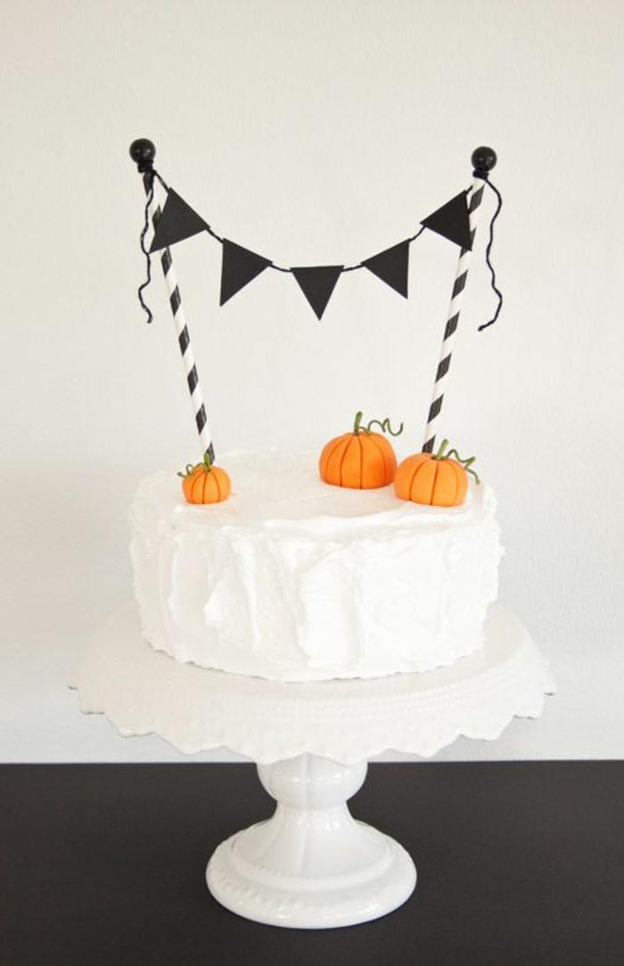 gâteau-halloween-facile-faire-la-fête-toussaint-déco-simple-déco