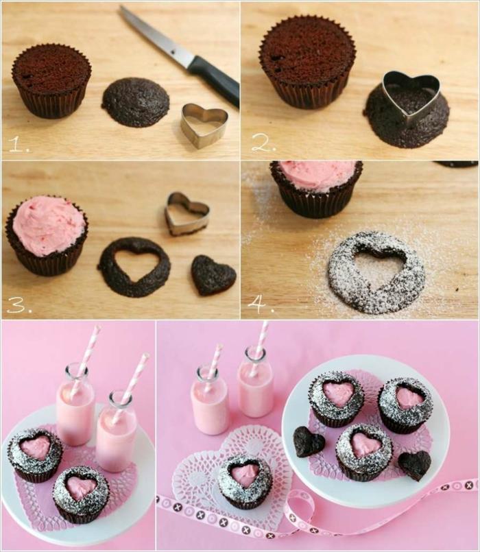 glacage-de-cupcake-glacage-a-cupcake-rose-déco-gateau-cupcake-chocolat-pour-cupcake