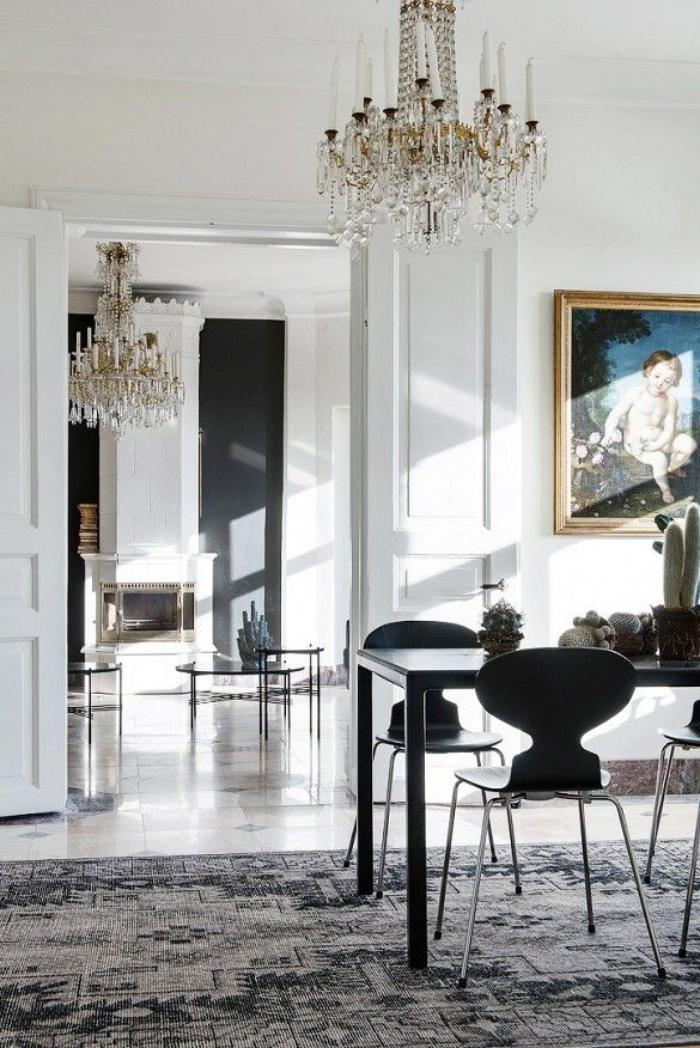 grand-lustre-intérieur-éclectique-inspirant
