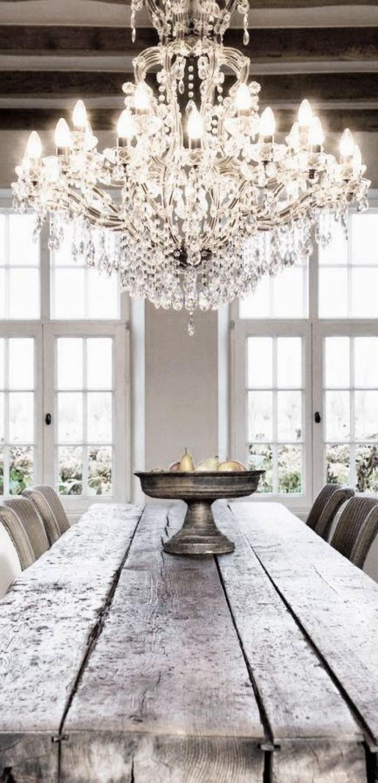grand-lustre-la-meilleure-décoration-d'une-salle-de-déjuener