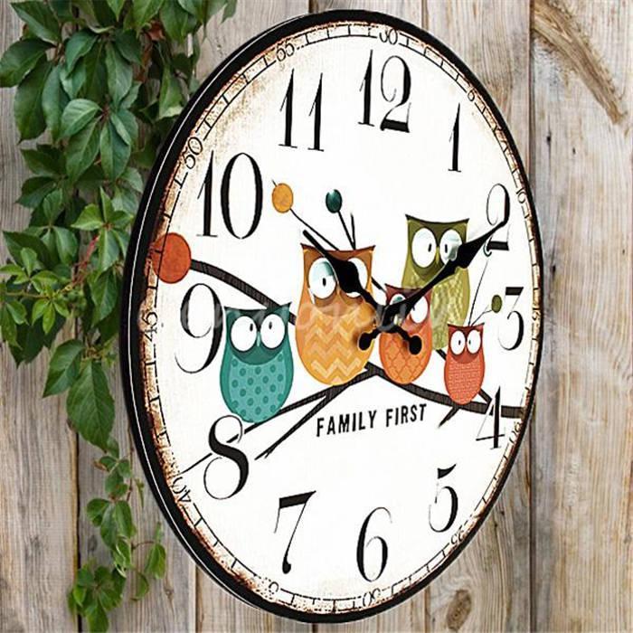 horloges-murales-art-décoration-idées-crétaives